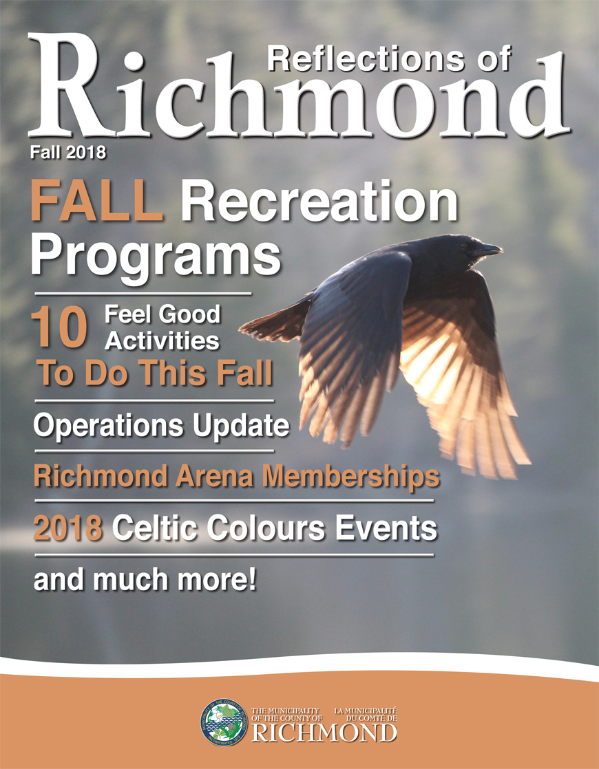 Reflections of Richmond Updated September 7 2018 1