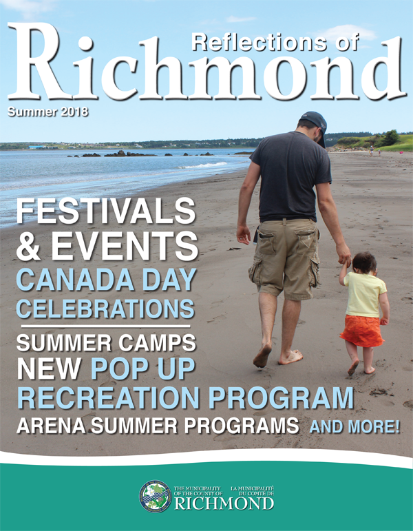 Reflections of Richmond Summer 2018 Edition 1