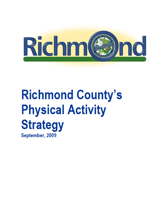 Richmond County Physical Activity Strategy
