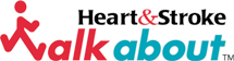 Heart Stroke Walk About