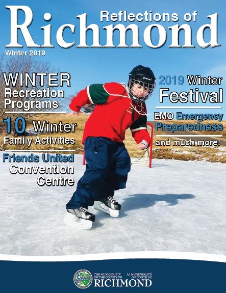 Reflections of Richmond   Winter 2019   Update   January 2