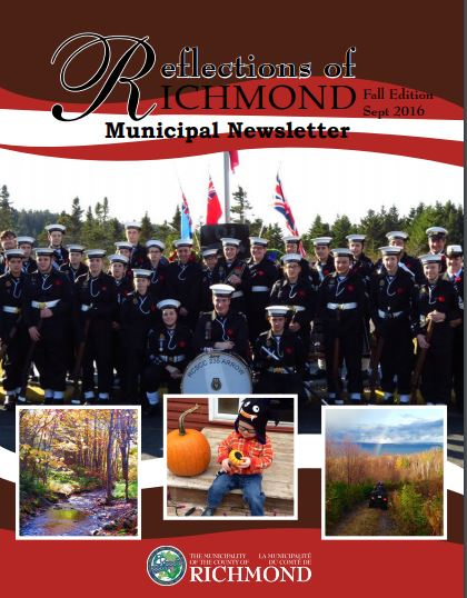 Richmond Reflections Fall Edition 2016