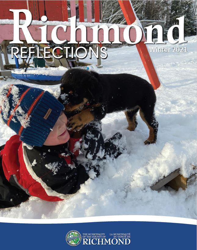Reflections of Richmond Winter 2021