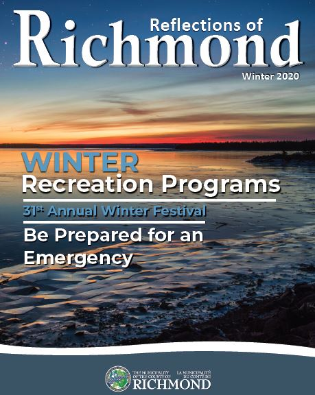 Richmond Reflections 2020 Winter Edition