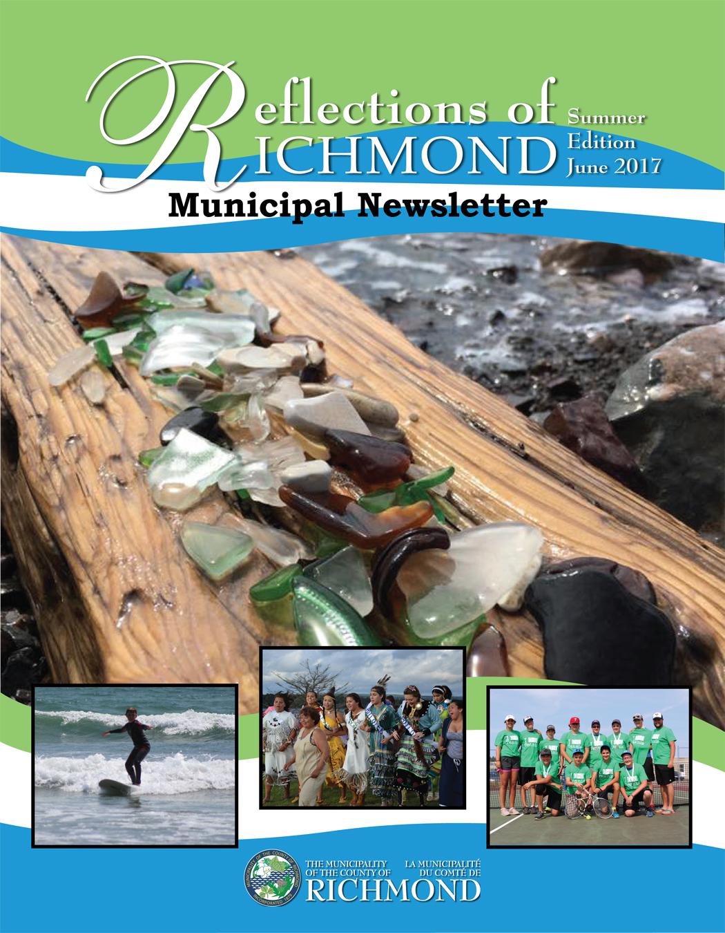 Reflections of Richmond   Summer Edition 2017   June update