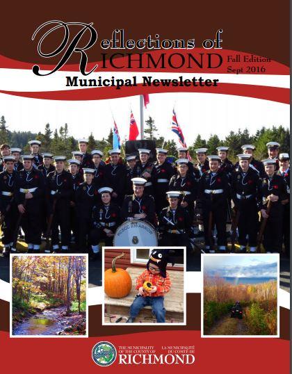 Richmond Reflections Fall Edition 2016