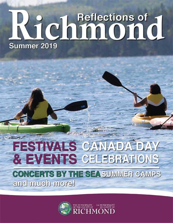 Richmond Reflections Summer 2019